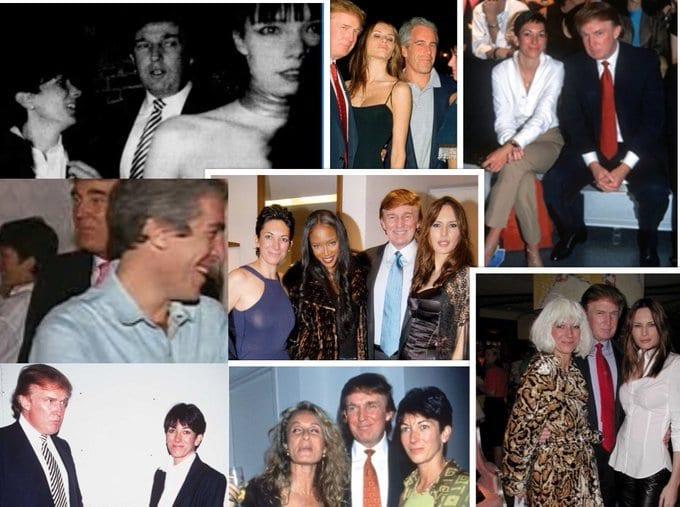 Trump / Epstein / maxwell